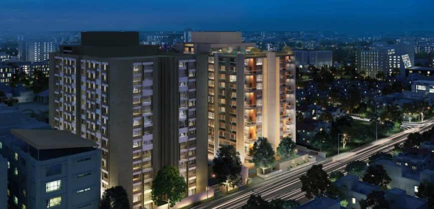 RIVIERA ONE 4BHk & 5BHK Apartment by Goyal & Co