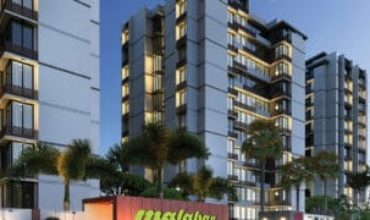 MALABAR COUNTY – I, 3 BHK Luxurious Flat
