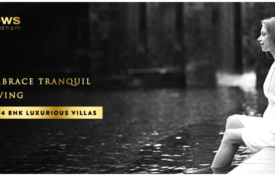 Luxurious 4 BHK Villas @ Gokuldham – The Meadows