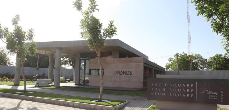 Uplands One Villas in Ahmedabad