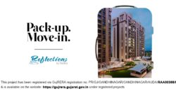 Reflection 3BHK & 4BHK Luxurious Apartments & Penthouse by Pacifica in Ahmedabad