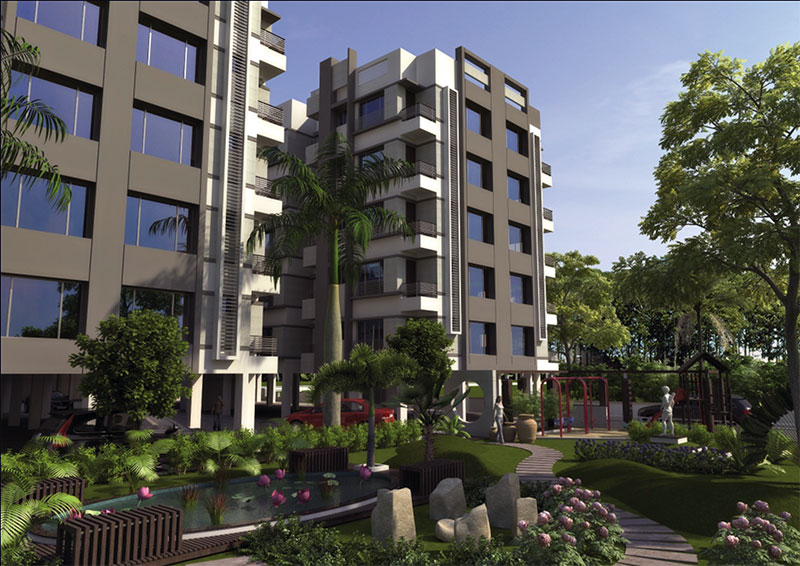 3BHK Flat at Shahibaugh Ahmedabad